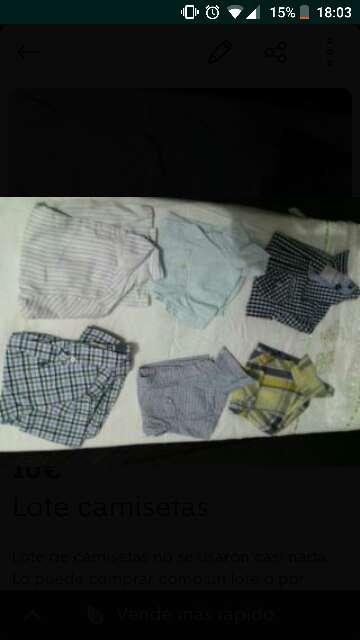 Imagen camisas vestir