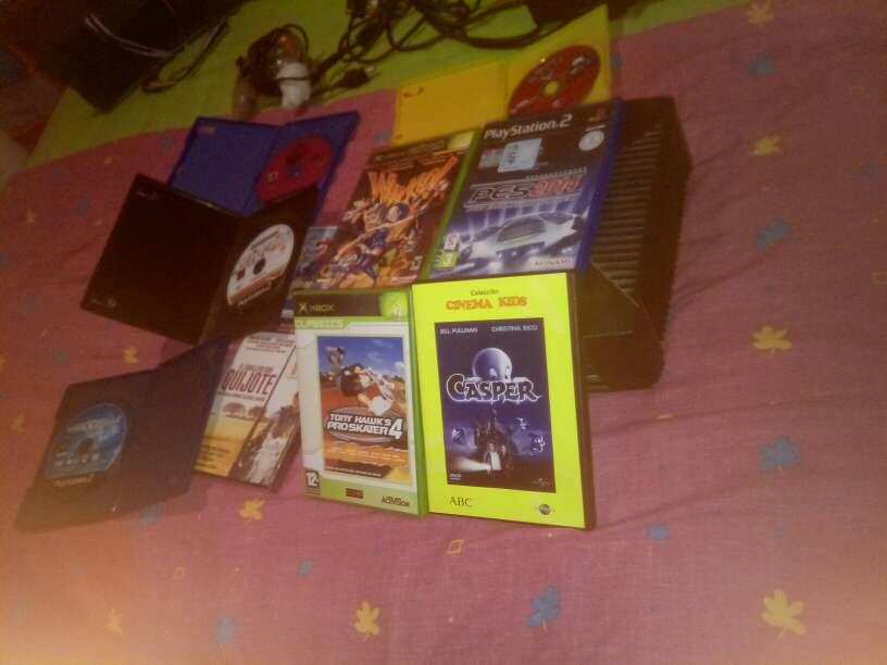 Imagen consolas y videojuego