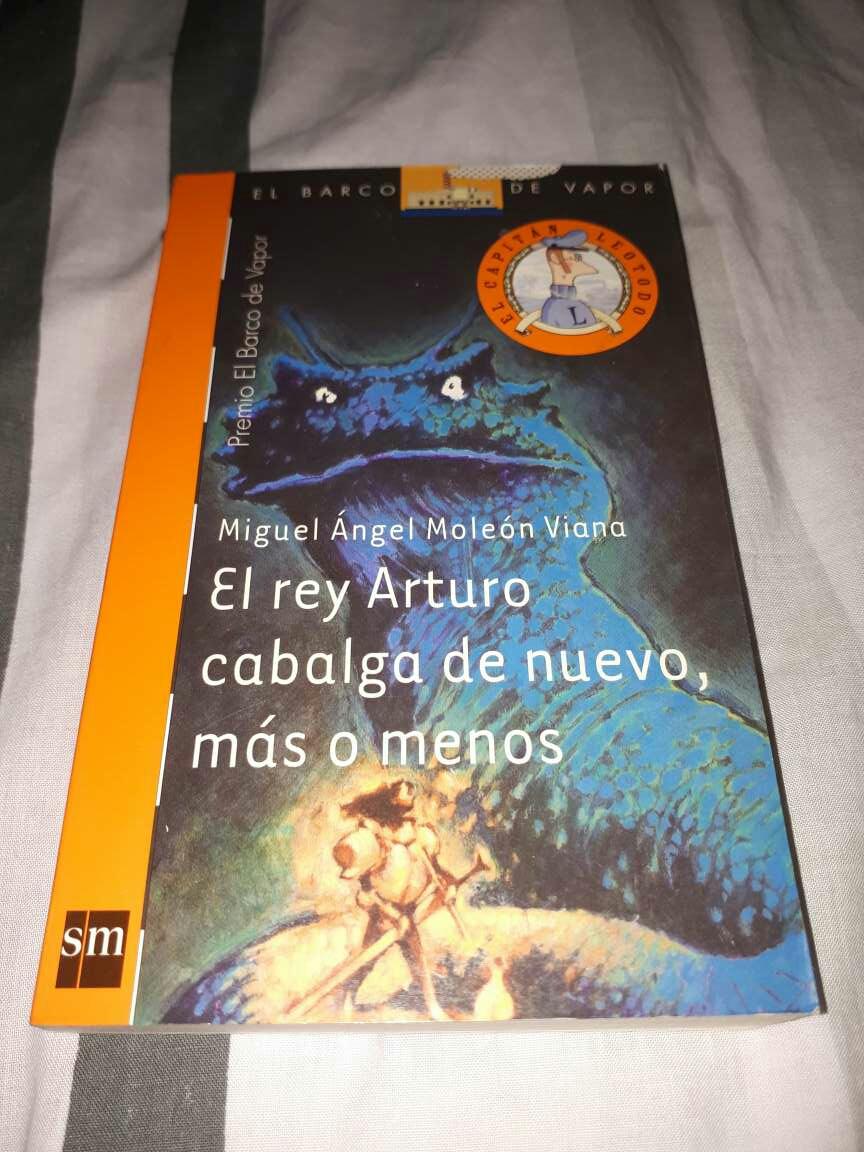Imagen 'El rey Arturo cabalga de nuevo, más o menos'
