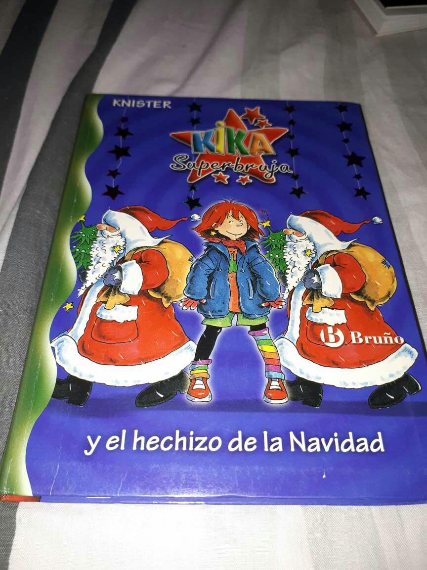 Imagen Kika Superbruja y el hechizo de Navidad