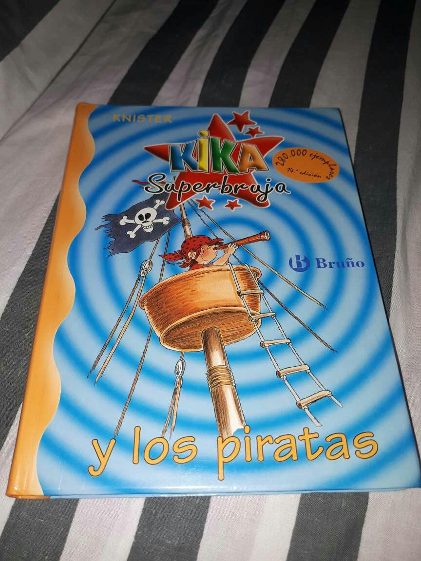 Imagen Kika Superbruja y los piratas
