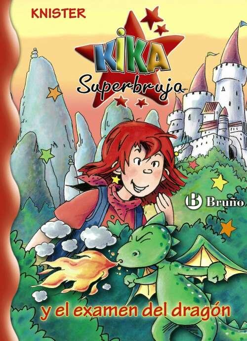Imagen Kika Superbruja y el examen del dragón
