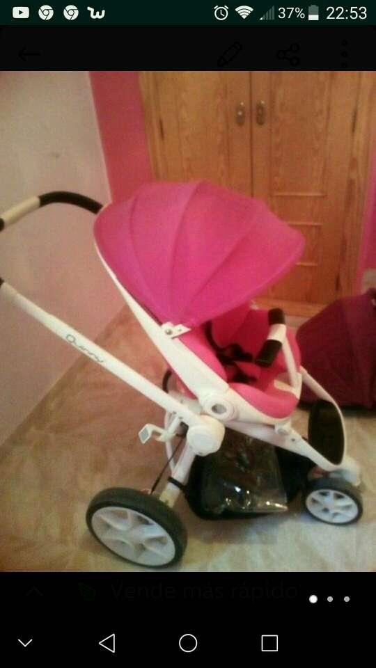 Imagen producto Carro bebe niña 3