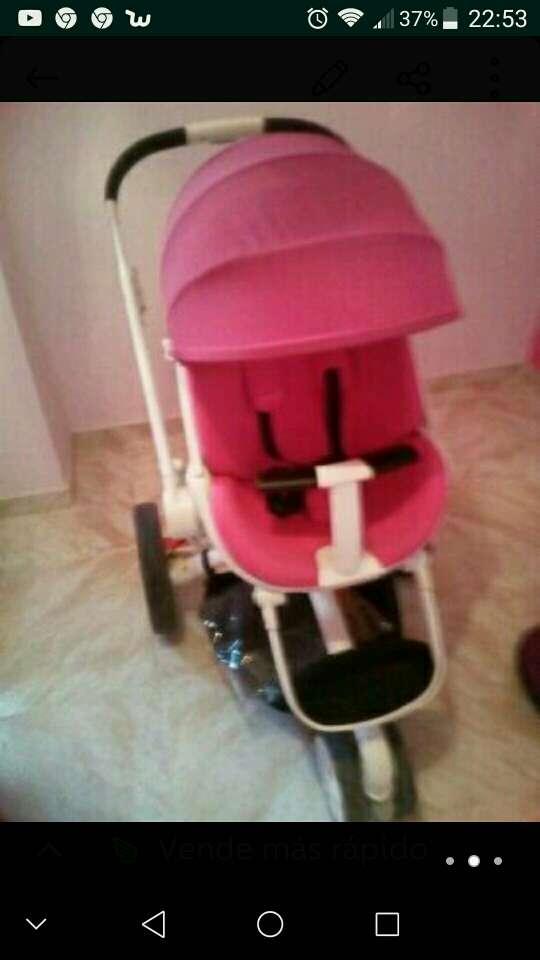 Imagen producto Carro bebe niña 2