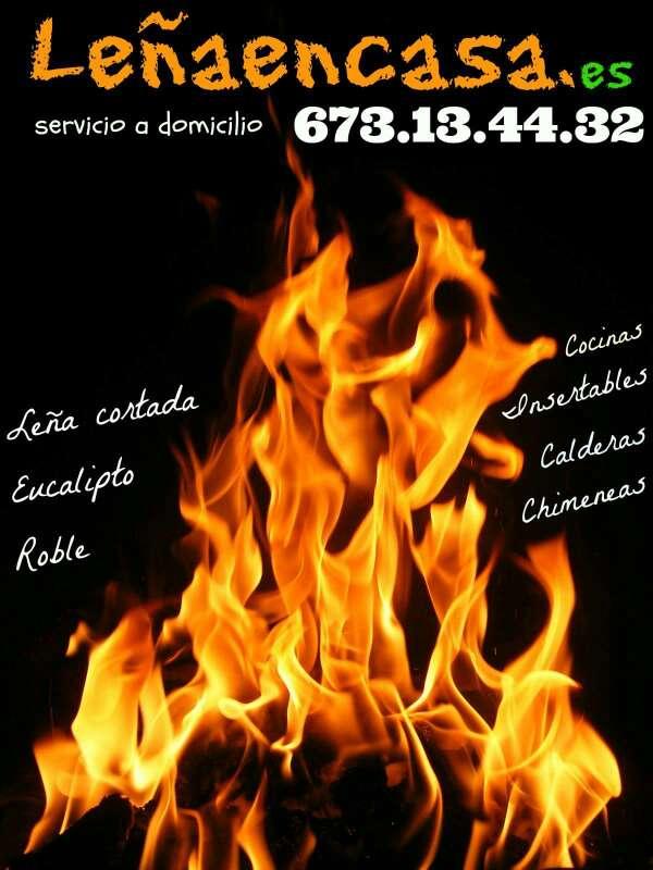 Imagen producto Leña seca roble/eucalipto 4