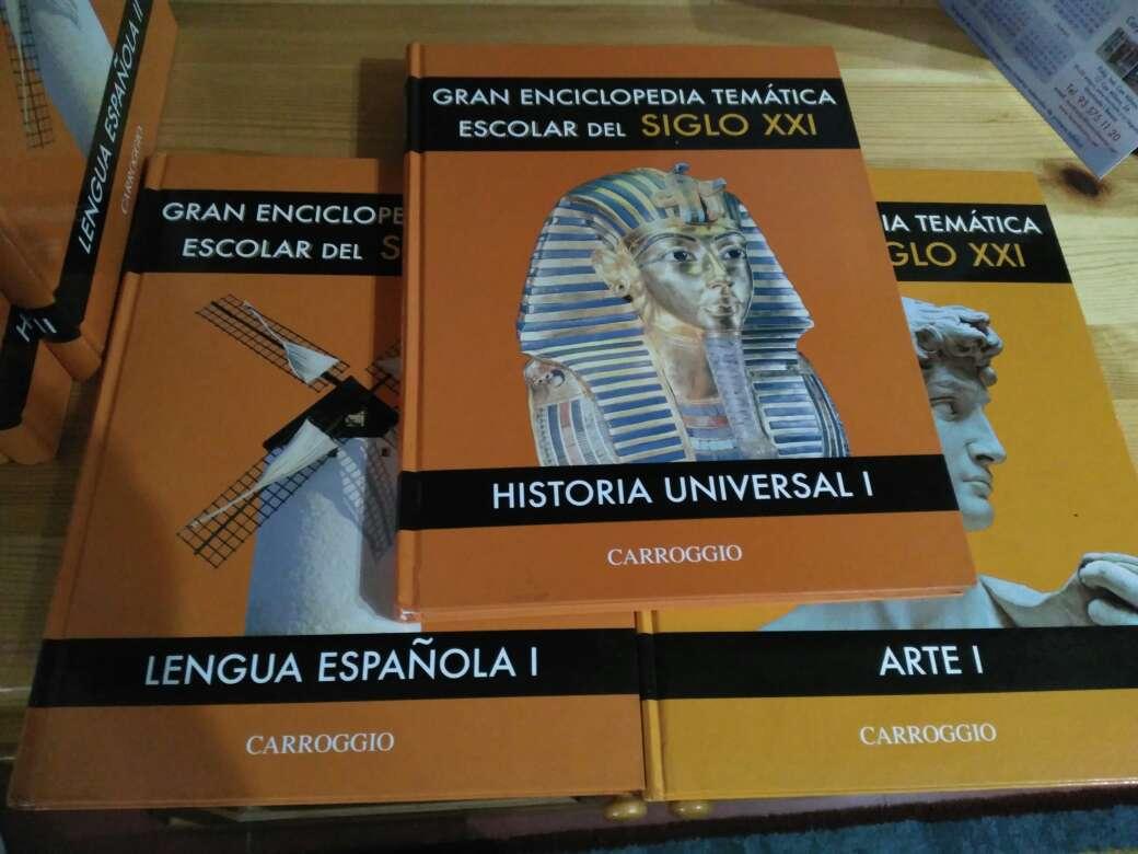 Imagen producto Enciclopedia temática escolar del siglo XXI 2