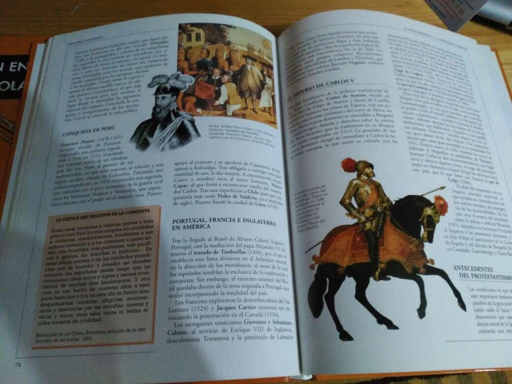 Imagen producto Enciclopedia temática escolar del siglo XXI 3