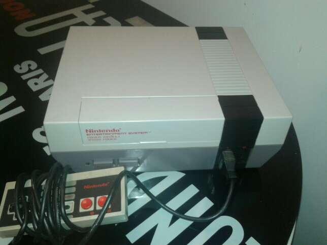 Imagen Consola Nintendo