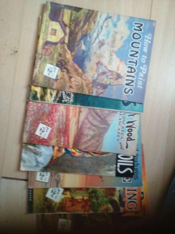 Imagen libros para aprender a pintar