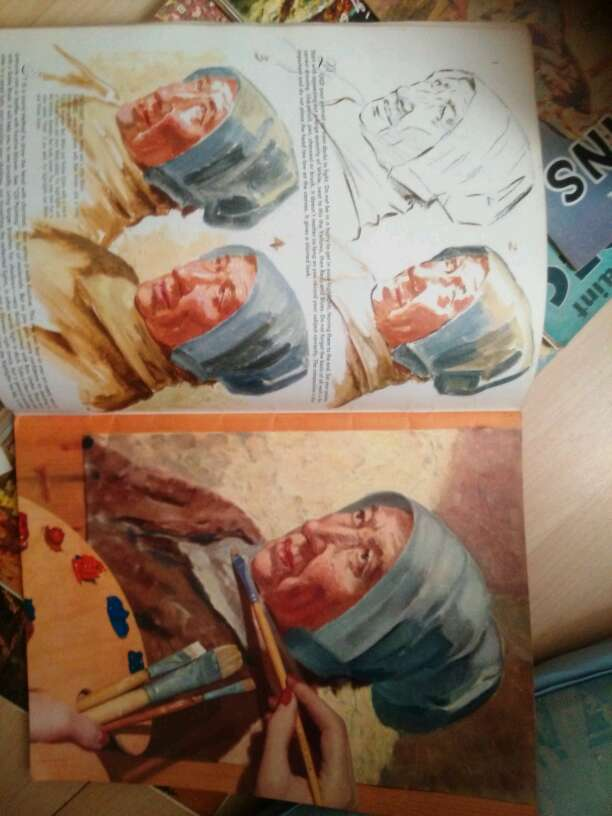Imagen producto Libros para aprender a pintar 3