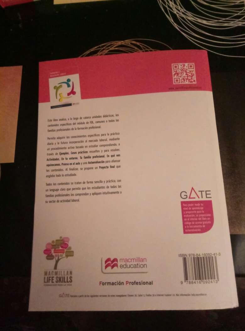 Imagen producto Libros de 1° y 2° Grado medio de Administración 2
