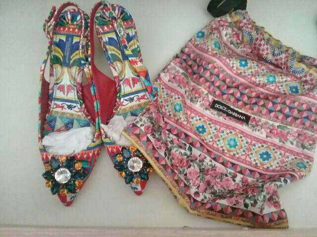 Imagen zapatos Dolce Gabbana