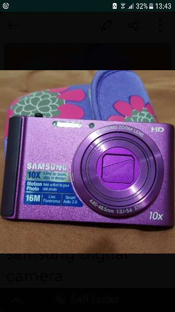 Imagen samsung digital camera