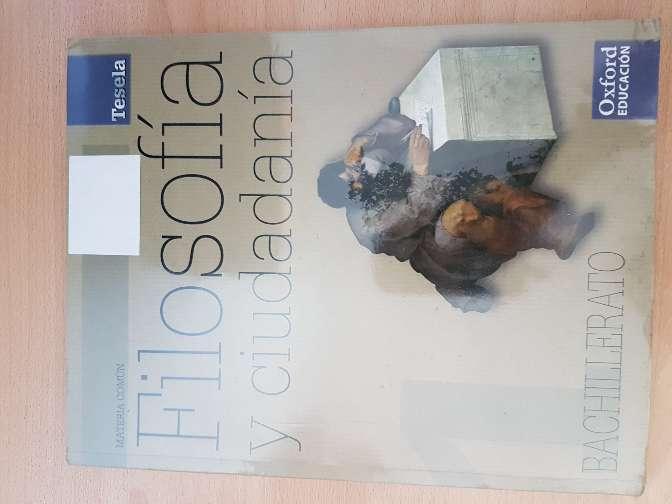 Imagen Libro: Filosofía y Ciudadanía