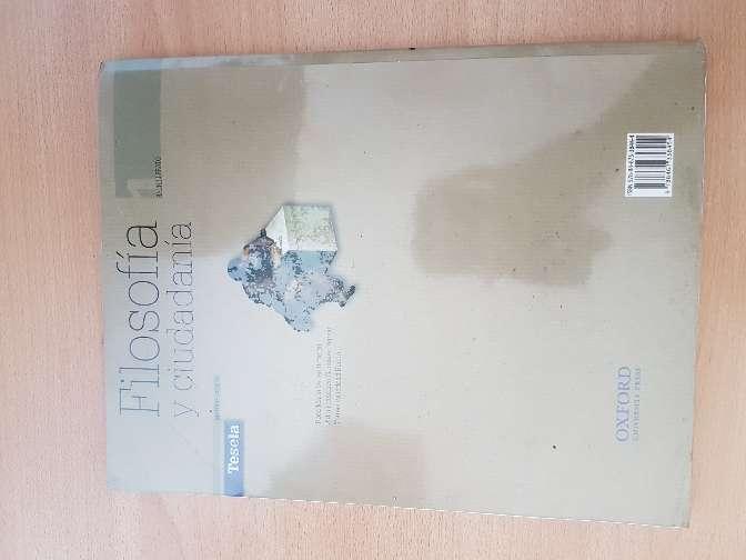Imagen producto Libro: Filosofía y Ciudadanía 2