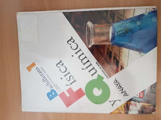 Imagen Libro: Física y Química