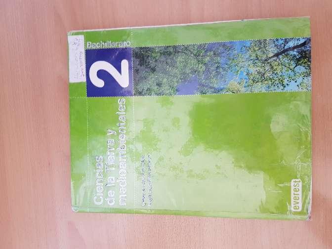 Imagen Libro: Ciencias de la Tierra y medioambientales