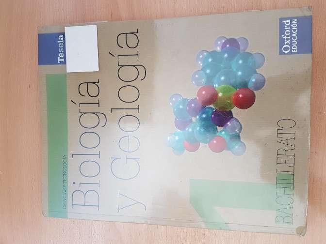 Imagen Libro: Biología y Geología