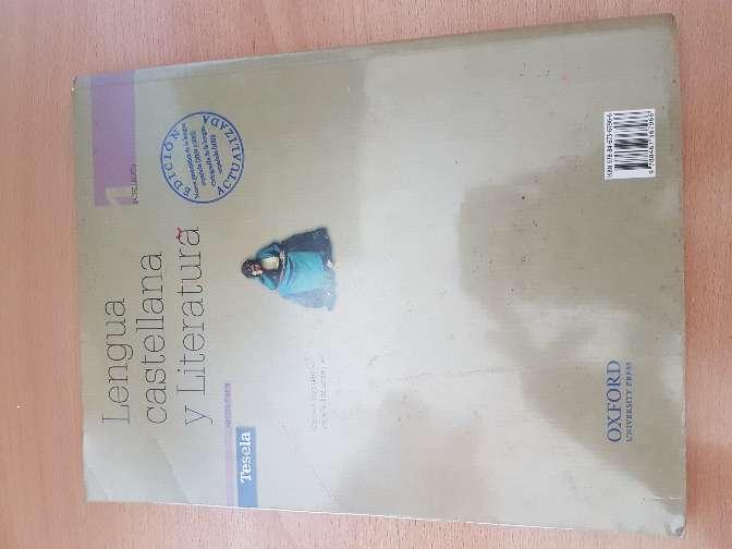 Imagen producto Libro: Lengua castellana y Literatura 2