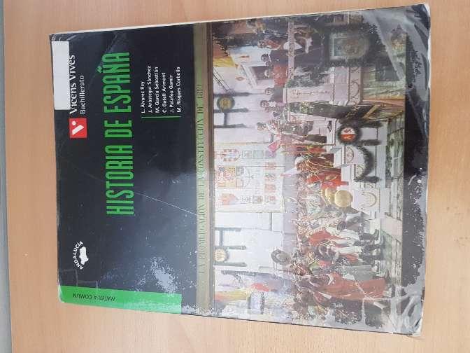 Imagen Libro: Historia de España