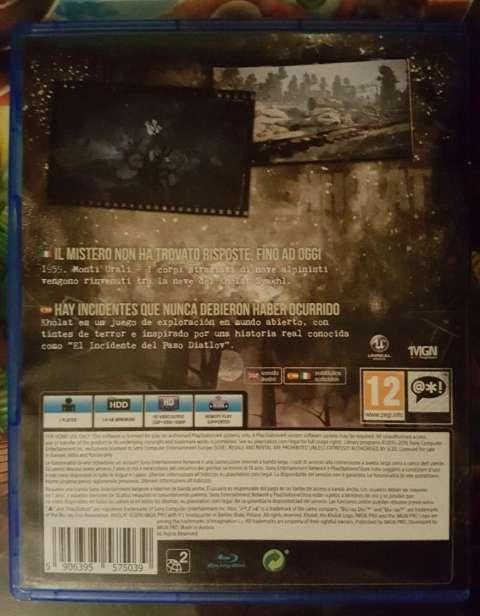Imagen producto Kholat - PS4 2