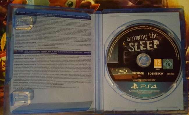 Imagen producto Among the sleep 3