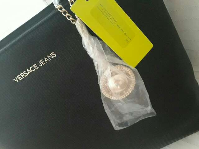 Imagen producto Bolso negro de mujeres Versace Jeans 2