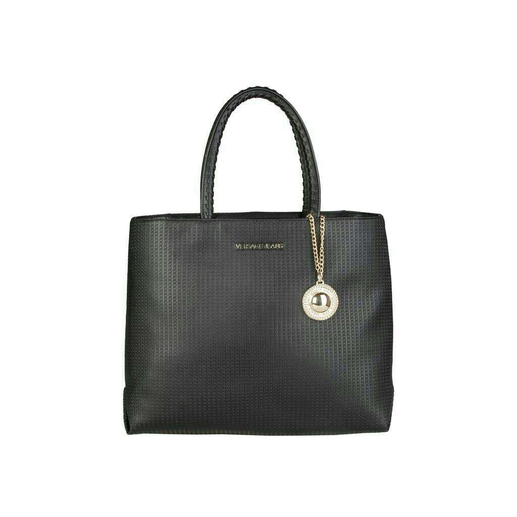 Imagen producto Bolso negro de mujeres Versace Jeans 4