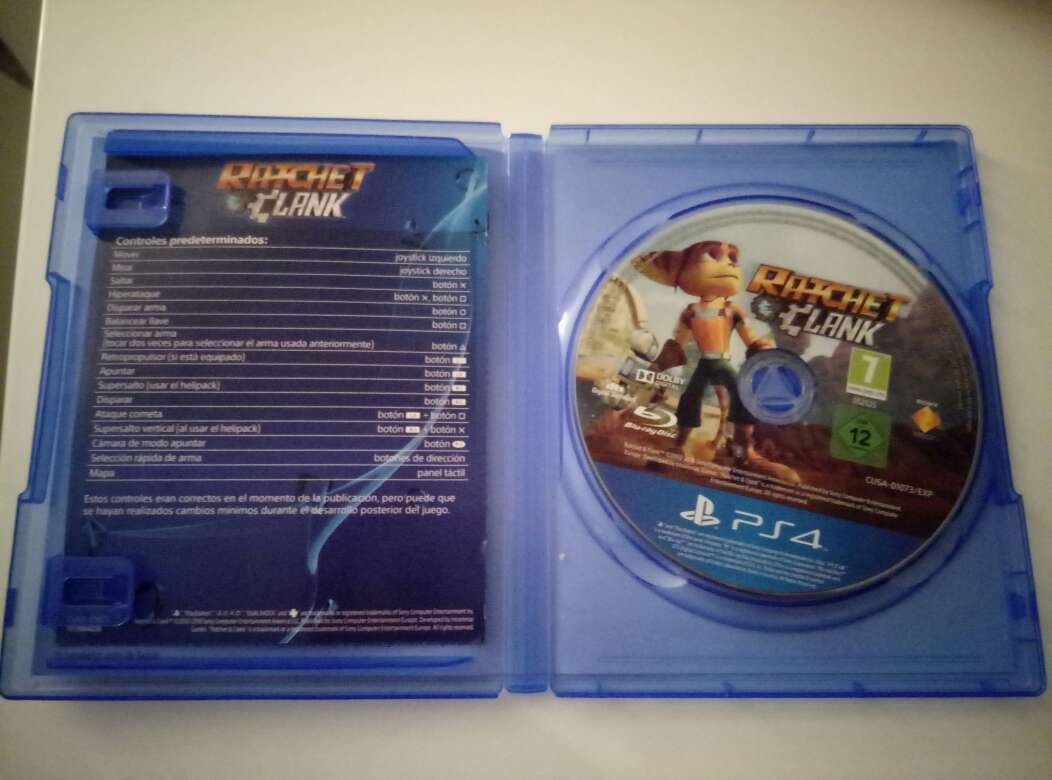 Imagen producto Ratchet and Clunk PS4 2