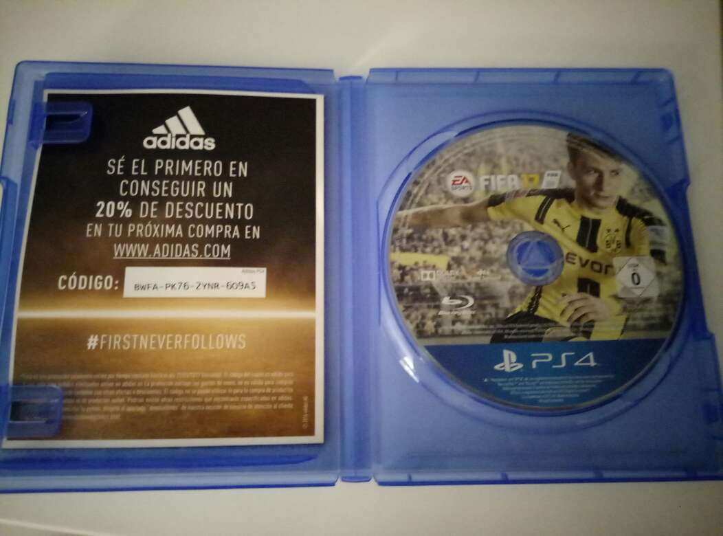 Imagen producto Fifa 17 PS4 2