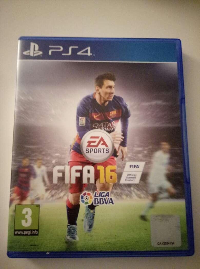 Imagen Fifa 16 PS4
