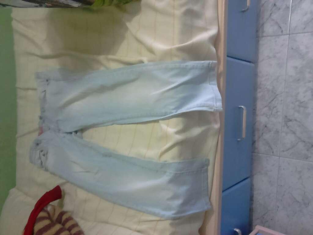 Imagen producto Pantalón de Hombre azul claro  2