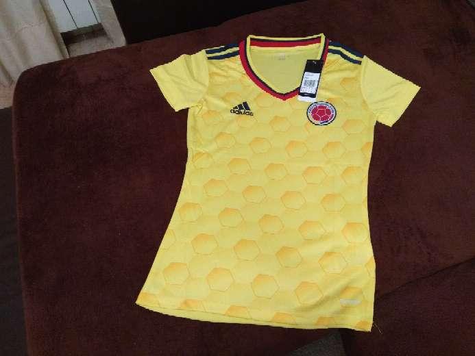 Imagen Camiseta Colombia Mujer