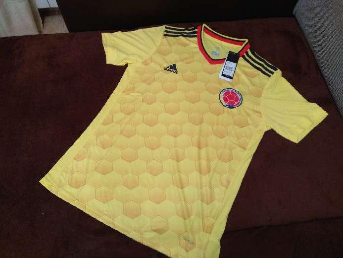 Imagen Camiseta Colombia Hombre