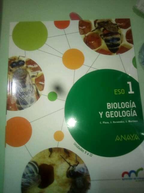 Imagen geología y biologia