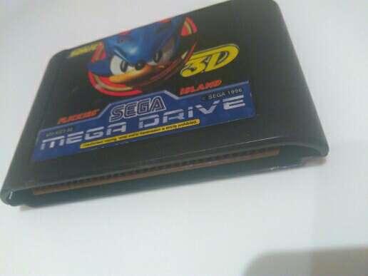 Imagen producto Sonic 3d sega 2