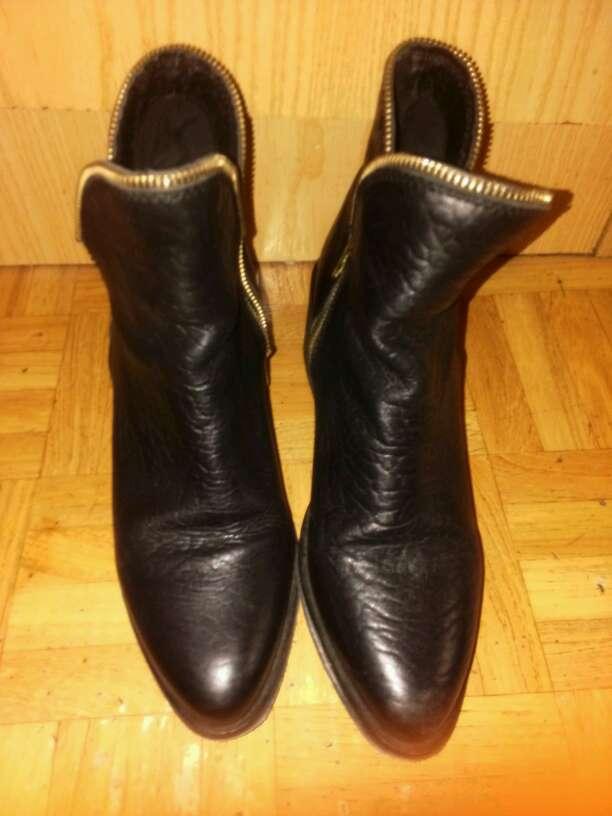 Imagen botas de piel talla 39