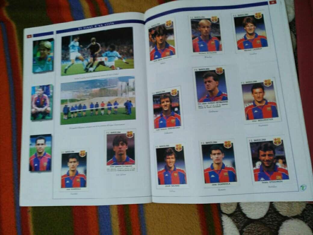 Imagen producto Álbum del Barça, centenario cromos 3