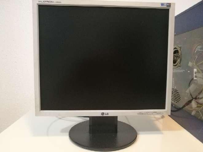 Imagen producto Monitor ordenador 19