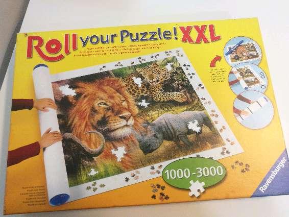 Imagen Fieltro para guardar puzzles
