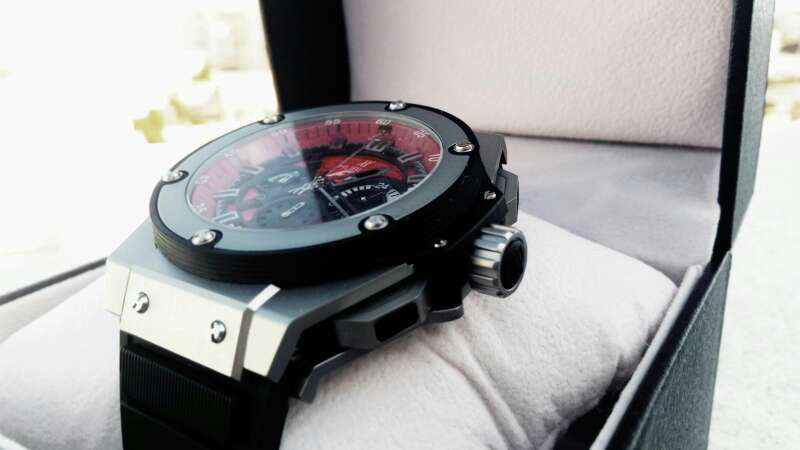 Imagen producto Reloj cuarzo F1 3