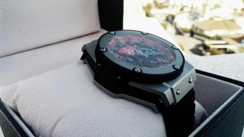 Imagen producto Reloj cuarzo F1 5