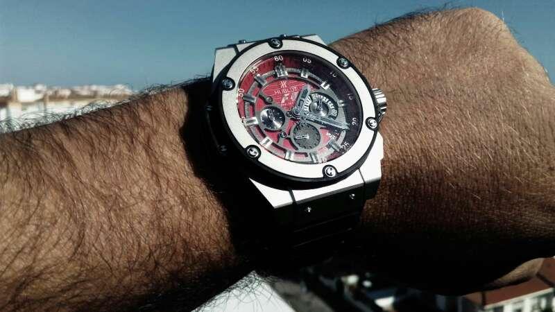 Imagen producto Reloj cuarzo F1 2