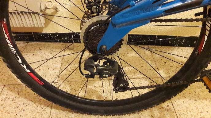 Imagen producto Bicicleta en muy buen estado... 4