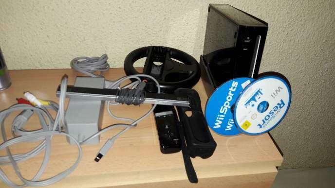 Imagen Wii en muy buen estado...