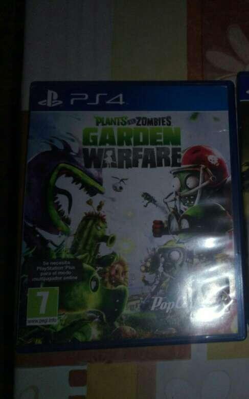 Imagen Garden Warfare 1 PS4