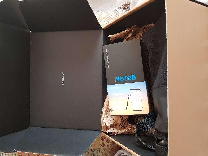 Imagen Samsung note 8