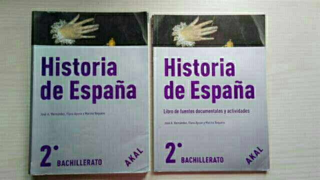 Imagen Libro Historia de España Akal