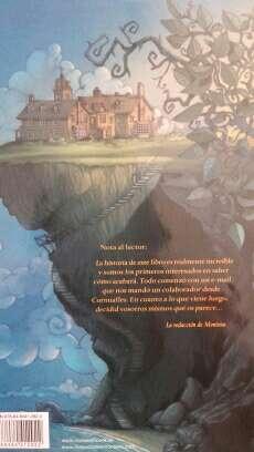 Imagen producto Libro primero de Ulysses moore 2