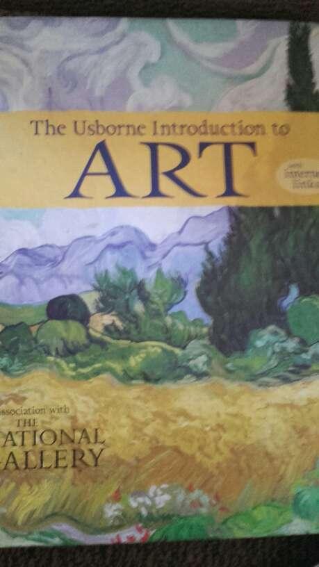 Imagen Libro de arte en ingles